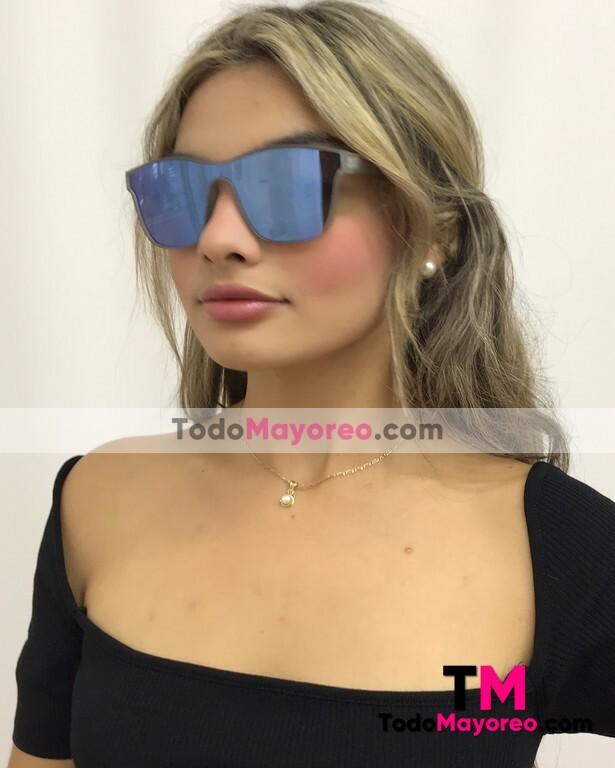 15db8366f35f6 Gucci GG 3789 - KF1 53 Óculos de Grau na eÓtica. Lentes estilo Gucci azul  cuadrado armazón de plástico espejo L5679 - www.ville-lemuy