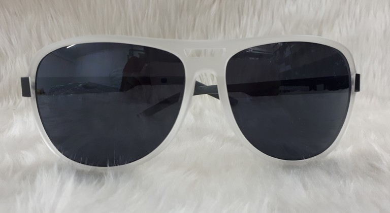 d6a5a51976 Lentes estilo Carrera negro gris aviador armazon de metal polarizado ...