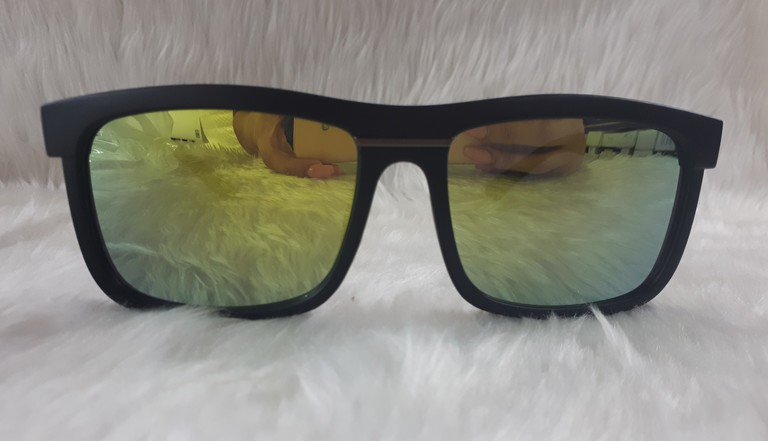 Lentes estilo hawkers verde cuadrado armazon de plastico espejo l5624 - Espejo de plastico ...